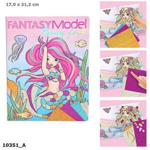 Zestaw kreatywny Fancy Foils Fantasy Model