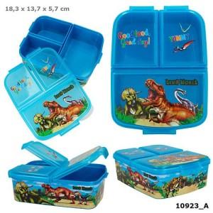 Pudełko śniadaniowe Dino World