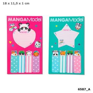Karteczki samoprzylepne Manga Model